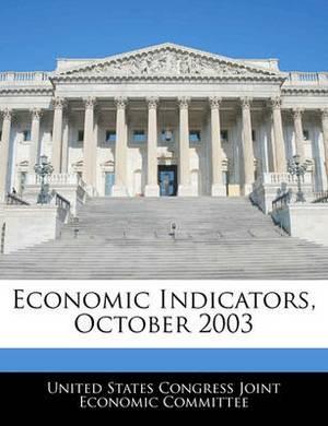 Economic Indicators, October 2003