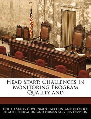 Head Start: Challenges in Monitoring Program Quality and