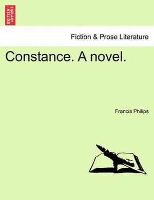 Constance. a Novel.
