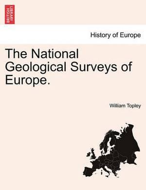 The National Geological Surveys of Europe.