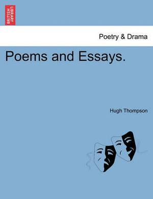 Poems and Essays.