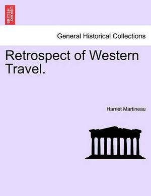 Retrospect of Western Travel.