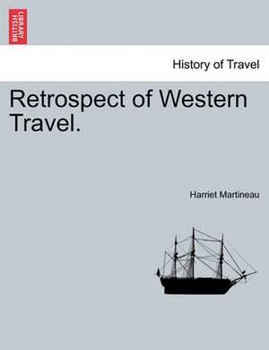 Retrospect of Western Travel.