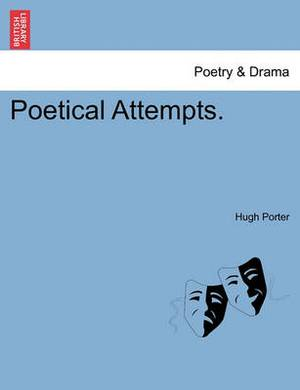 Poetical Attempts.