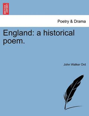 England: A Historical Poem.