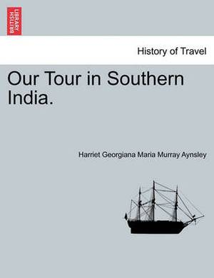 Our Tour in Southern India.
