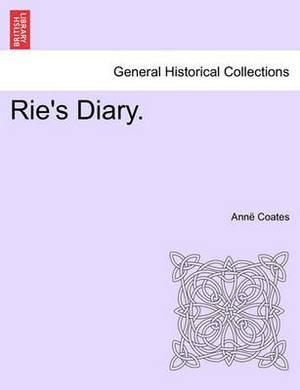 Rie's Diary.