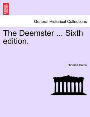 The Deemster ... Sixth Edition.