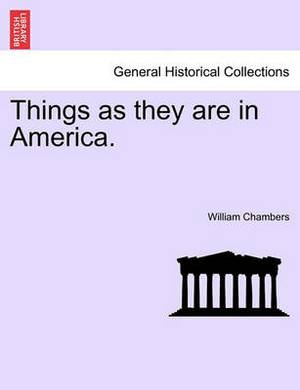 Things as They Are in America.