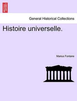 Histoire Universelle.