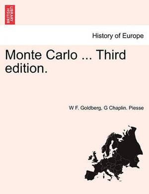 Monte Carlo ... Third Edition.