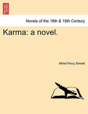 Karma: A Novel. Vol. I