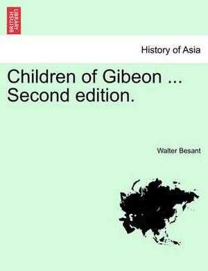 Children of Gibeon ...Vol. II. Second Edition.