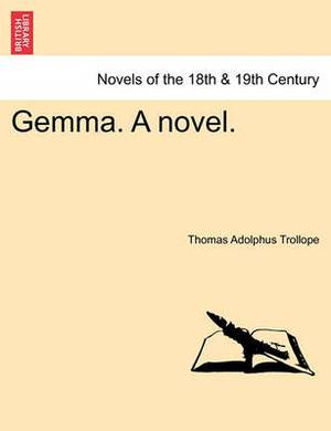 Gemma. a Novel.
