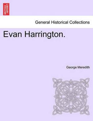 Evan Harrington.