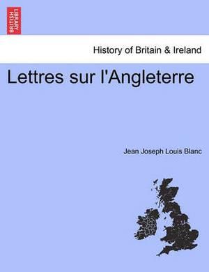 Lettres Sur L'Angleterre