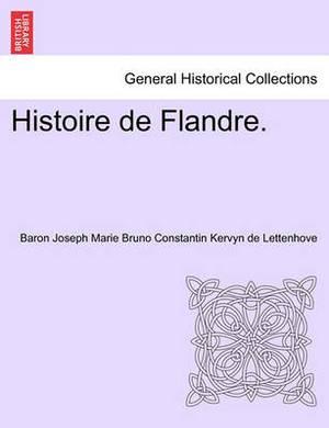 Histoire de Flandre. Tome Troisieme
