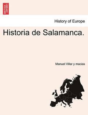 Historia de Salamanca.