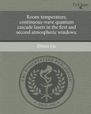 Room-Temperature, Continuous-Wave Quantum Cascade Lasers in the First and Second Atmospheric Windows.