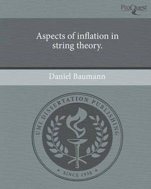 Aspects of Inflation in String Theory