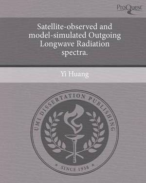 Satellite-Observed and Model-Simulated Outgoing Longwave Radiation Spectra