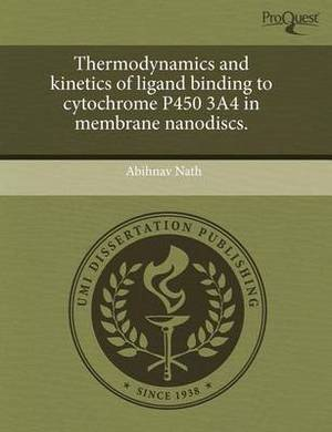 Thermodynamics and Kinetics of Ligand Binding to Cytochrome P450 3a4 in Membrane Nanodiscs