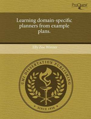 Learning Domain-Specific Planners from Example Plans