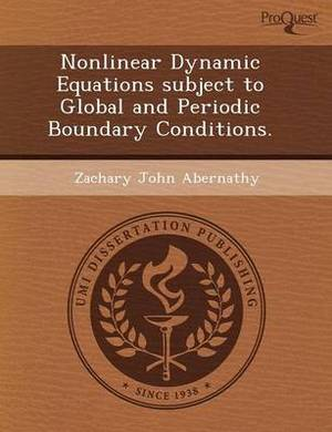 Nonlinear Dynamic Equations Subject to Global and Periodic Boundary Conditions