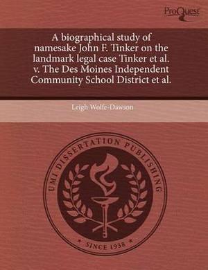A Biographical Study of Namesake John F