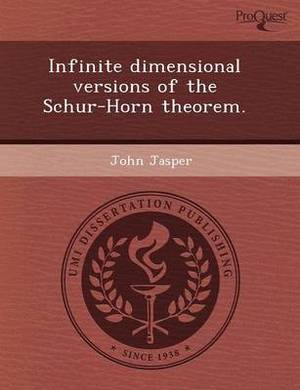 Infinite Dimensional Versions of the Schur-Horn Theorem
