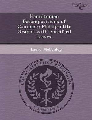 Hamiltonian Decompositions of Complete Multipartite Graphs with Specified Leaves