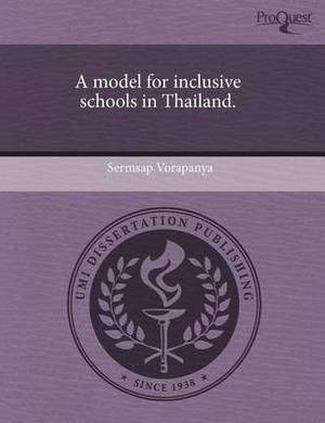 A Model for Inclusive Schools in Thailand