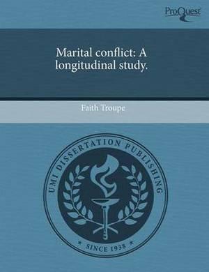 Marital Conflict: A Longitudinal Study