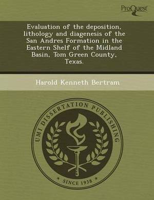 Evaluation of the Deposition