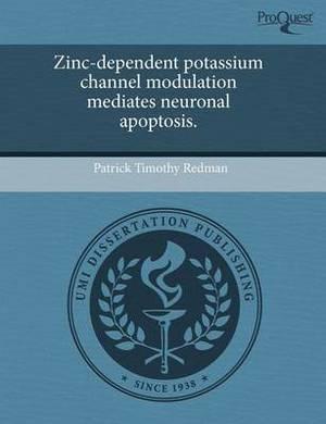 Zinc-Dependent Potassium Channel Modulation Mediates Neuronal Apoptosis