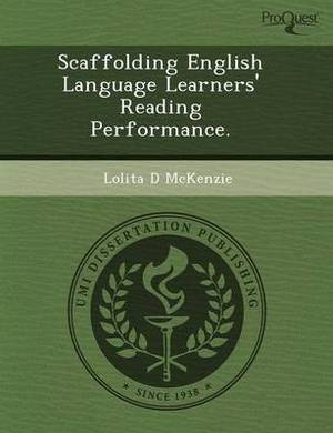 Scaffolding English Language Learners' Reading Performance