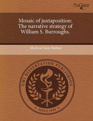 Mosaic of Juxtaposition: The Narrative Strategy of William S