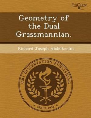 Geometry of the Dual Grassmannian