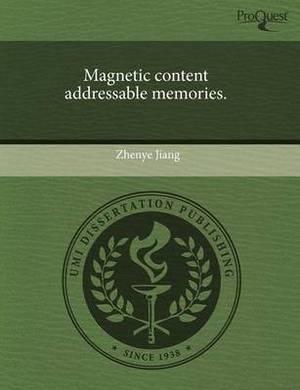 Magnetic Content Addressable Memories