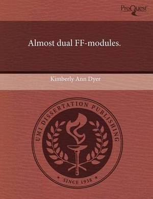 Almost Dual Ff-Modules