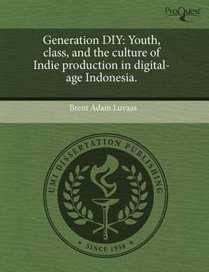 Generation DIY: Youth
