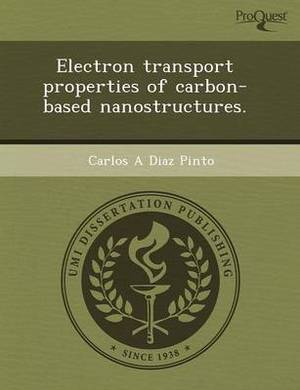 Electron Transport Properties of Carbon-Based Nanostructures