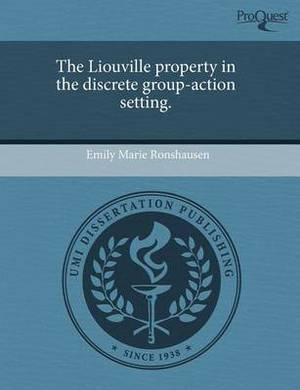The Liouville Property in the Discrete Group-Action Setting