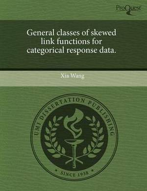 General Classes of Skewed Link Functions for Categorical Response Data