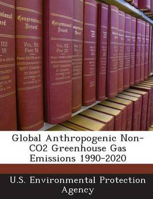 Global Anthropogenic Non-Co2 Greenhouse Gas Emissions 1990-2020