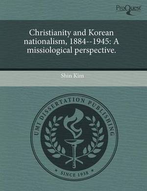 Christianity and Korean Nationalism