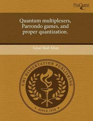 Quantum Multiplexers