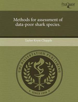 Methods for Assessment of Data-Poor Shark Species