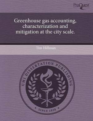 Greenhouse Gas Accounting