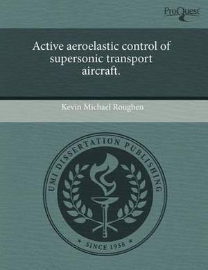 Active Aeroelastic Control of Supersonic Transport Aircraft